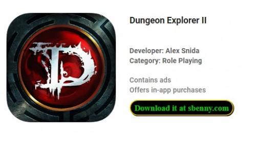 Dungeon Explorer II + MOD
