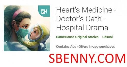 Heart's Medicine - Doctor's Oath - Drama tal-Isptar + MOD
