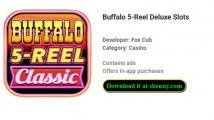 Buffalo 5-Reel Deluxe Slots + MOD