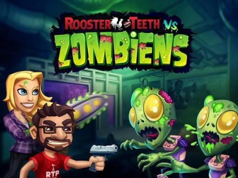 Rooster Teeth vs. Zombiens + MOD