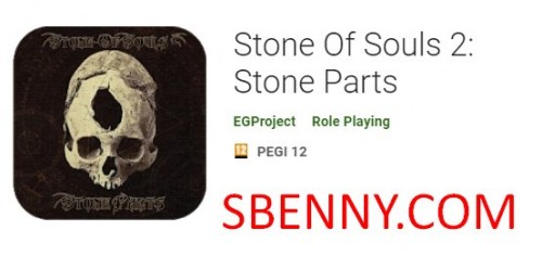 Stone Of Souls 2: Steinteile