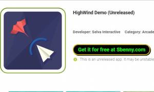 HighWind Demo + MOD