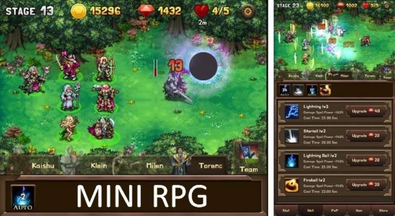 Mini RPG + MOD