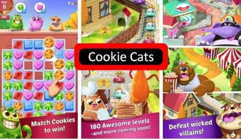 Cookie Cats + MOD