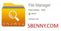 Файловый менеджер + MOD