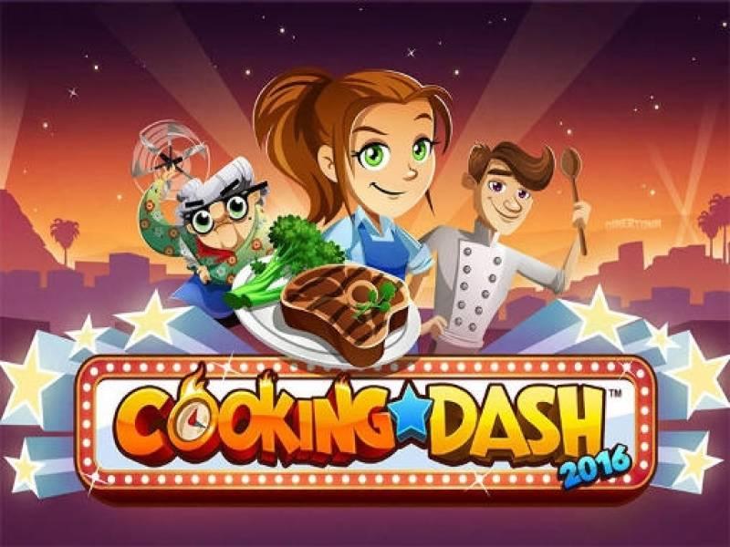 COOKING DASH 2016 + MOD