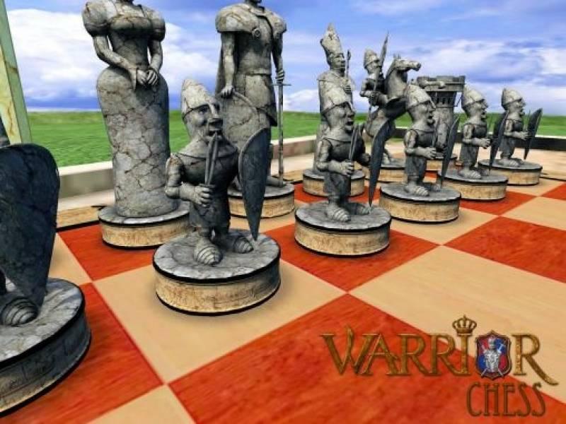 gwerriera Chess