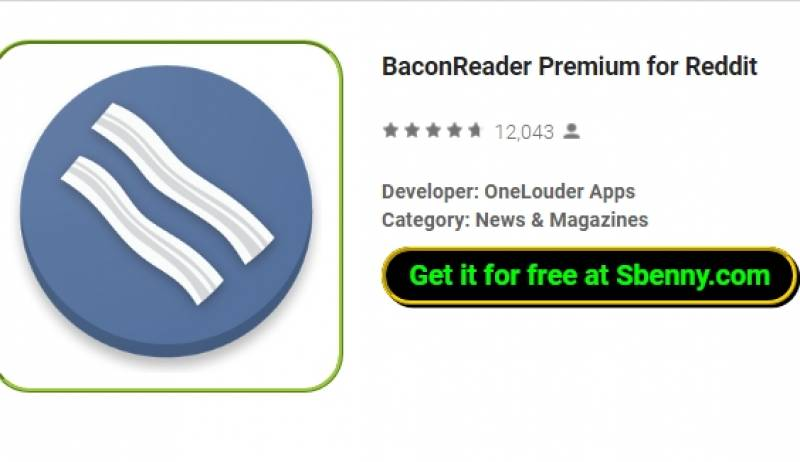 BaconReader Premium for Reddit