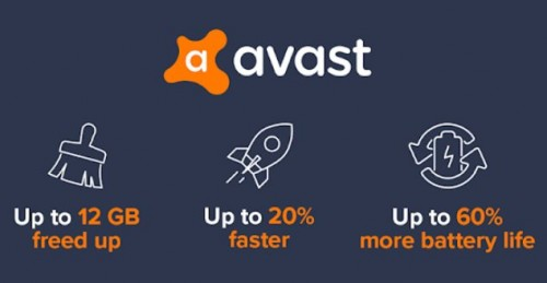 Avast Cleanup & amp; Boost, Cleaner tat-Telefon, Optimizer