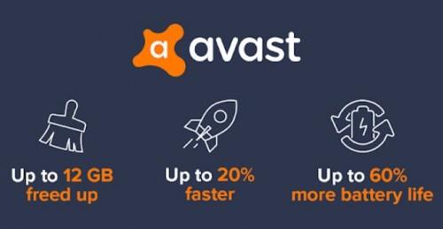 Avast Cleanup & amp; Boost, очиститель телефона, оптимизатор