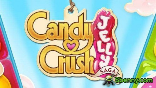 Candy Crush Jelly Saga + MOD