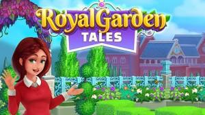 Сказки Королевского сада - Матч 3 Castle Decoration + MOD