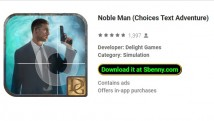 Noble Man (Scelte Text Adventure) + MOD
