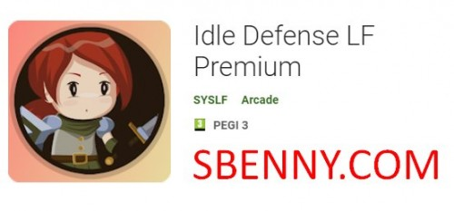 Idle Defense LF Premium