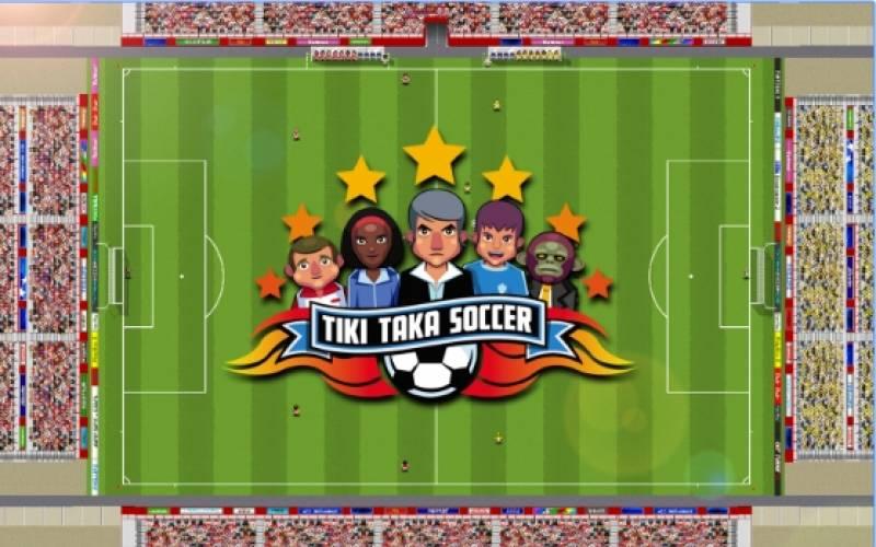 Tiki Taka Futebol + MOD