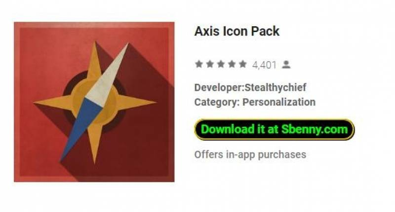 Axis Icon Pack