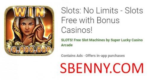 Slots: No Limits - Slots kostenlos mit Bonus Casinos! + MOD