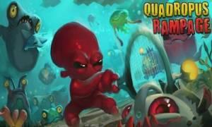 Quadropus Rampage + MOD