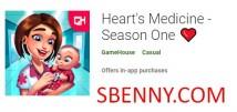 Медицина сердца - первый сезон + MOD