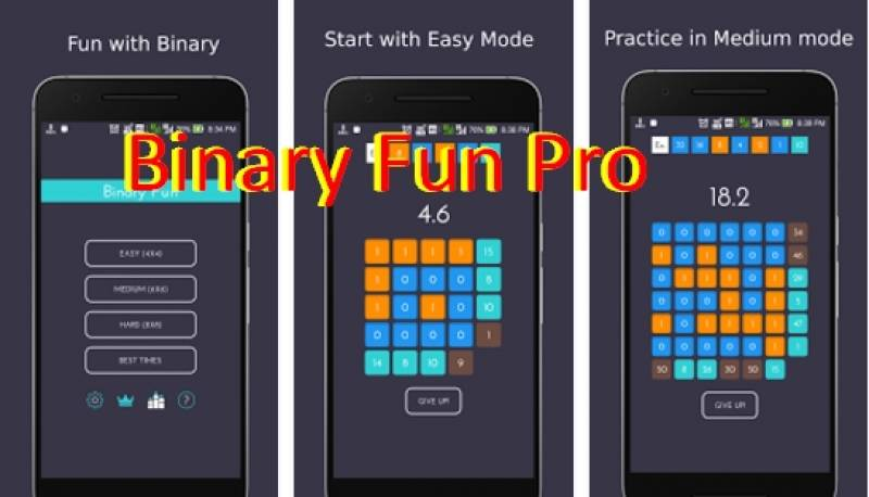 binary fun pro apk for android free download. Black Bedroom Furniture Sets. Home Design Ideas
