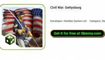Guerra Civil: Gettysburg
