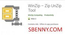 WinZip - Outil Zip UnZip + MOD