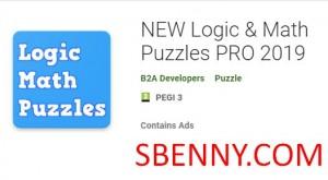 NEUE Logik & amp; Mathe-Puzzles PRO 2019