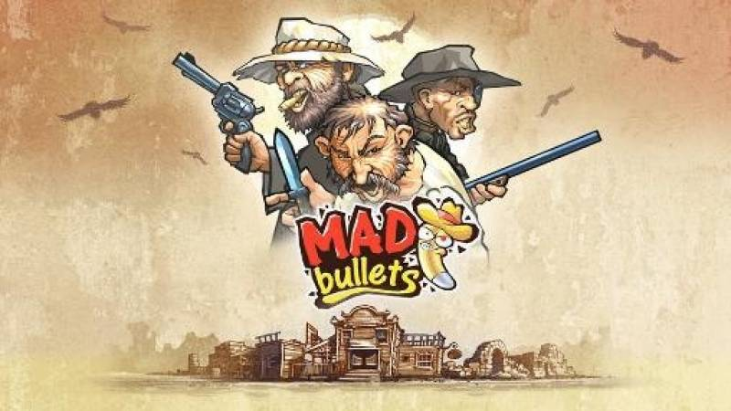 Mad Bullets + MOD