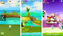 Golf Île + MOD
