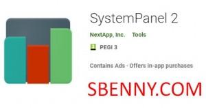 SystemPanel 2 + MOD