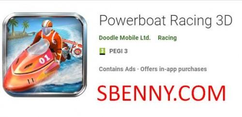 Powerboat Racing 3D + MOD