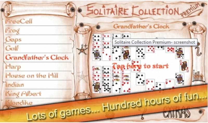 Solitaire Ġbir Premium