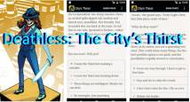 Deathless: The City's Thirst