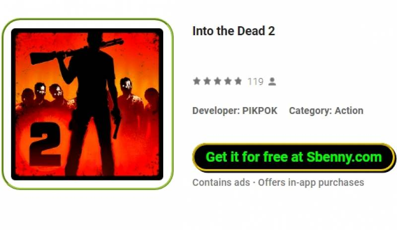 Into the Dead 2 + MOD