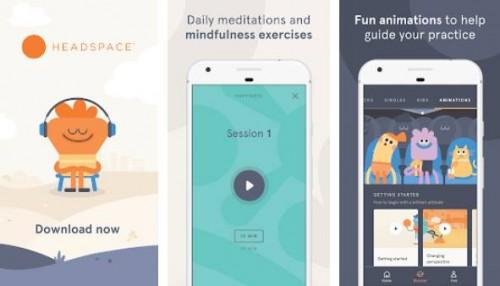 Headspace: Méditation & amp; Mindfulness + MOD