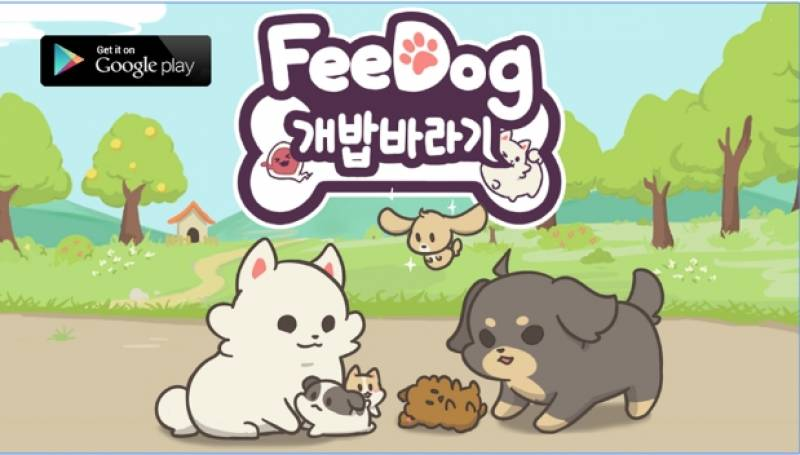 FeeDog - Raising Puppies + MOD