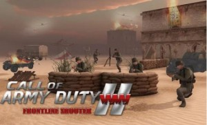 Call of Army Duty WW2: Frontline Shooter + MOD