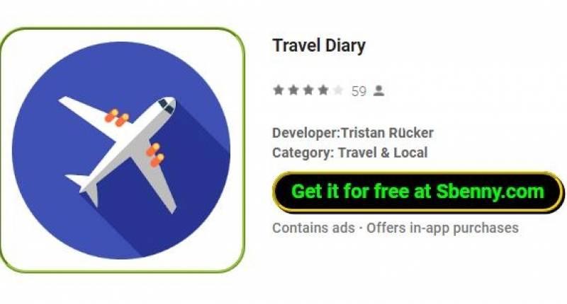 Diario de Viaje + MOD