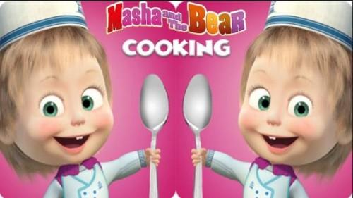 Masha et Bear: Cooking Dash + MOD