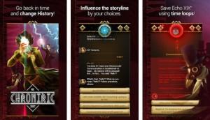 ХРОНИК: Путешественник во времени - Интерактивная история + MOD