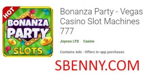 Bonanza Party - Vegas Casino Slot Machines 777 + MOD