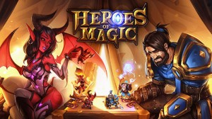 HEROES DE MAGIC-CARD BATTLE PRO