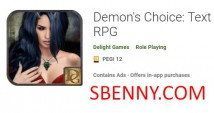 Demon's Choice: Text Adventure RPG + MOD