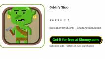 Goblin's Shop + MOD