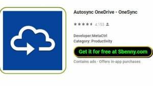 Autosync OneDrive - OneSync + MOD