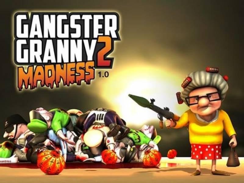 Gangster Granny 2: Madness + MOD
