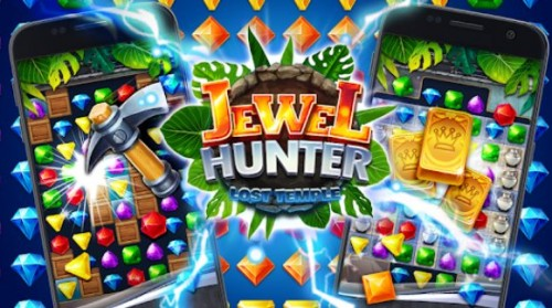 Jewel Hunter Lost Temple + MOD