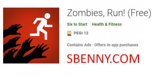 Zombies, Run! (Free) + MOD