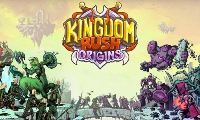 Kingdom Rush Orígenes + MOD