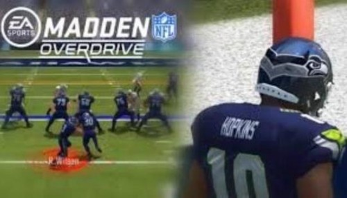 Madden NFL Overdrive Football + MOD